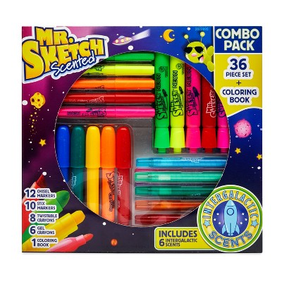 Mr. Sketch Scented Combo Pack 36pc